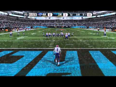 Madden 15 My Career #2 - NFL Dubut