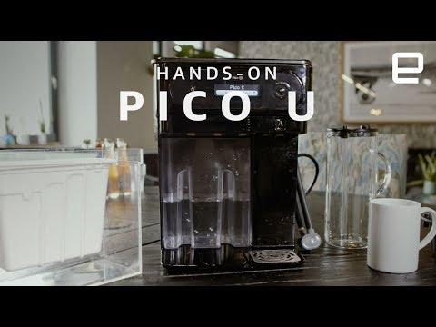 PicoBrew Pico U Hands-On