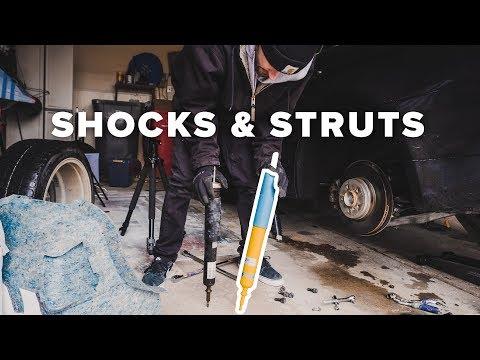 How to Upgrade BMW Shocks And Struts | E90, E92 3 Series