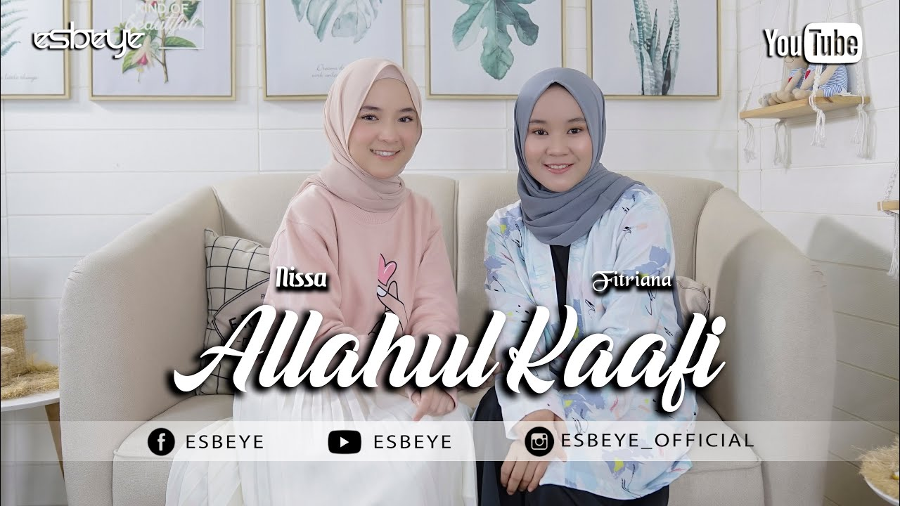 Download Nissa Sabyan - Allahul Kafi (feat. Nissa & Fitriana) MP3 Gratis