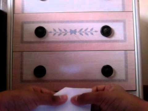 How to make Origami HeartBox *Reupload*