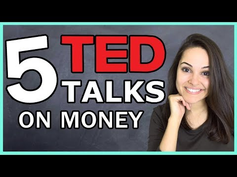 My TOP 5 TED Talks About Money!!!