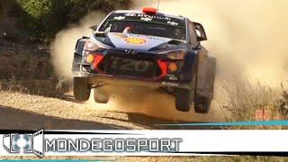 WRC RACC RALLY DE ESPAÑA 2017 | HIGHLIGHTS | AMAZING SHOW, FLATOUT, SHOW, ACTION [FULL HD]