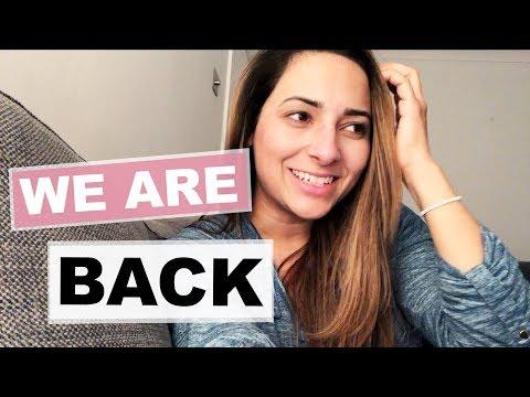 WE'RE BACK FROM BRAZIL   Ysis Lorenna