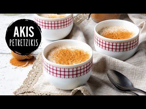 Rice Pudding  | Akis Kitchen