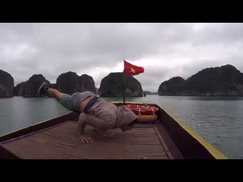 Exploring Ha Long Bay, Hanoi, and Hoi An, Vietnam. Our Final Two Weeks.