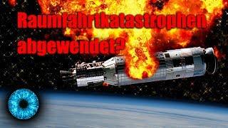Raumfahrtkatastrophen abgewendet? - Clixoom Science & Fiction