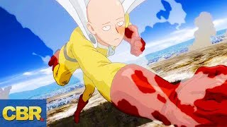 The 15 Most Iconic Punches In One Punch Man