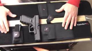 New Comforttac Belly Band Gun Holster Review