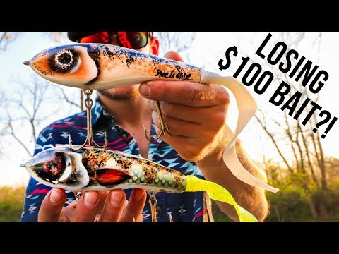 FISHING FAIL || Breaking Off $100 Lure While Hunting The Fish Of 10,000 Casts