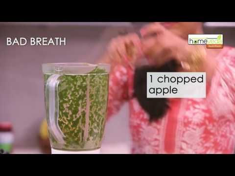 Cure Bad Breath With Wheat Grass - Homeveda Shorts