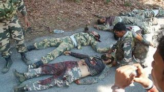 I love you Pakistan Pak army killed 4 Indian soldiers within 100 meters of India border ABP news