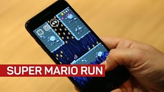 Super Mario Run hopes to be the next Pokemon Go