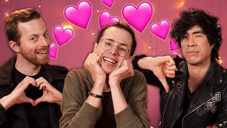 The Try Guys Make Surprise DIY Valentines