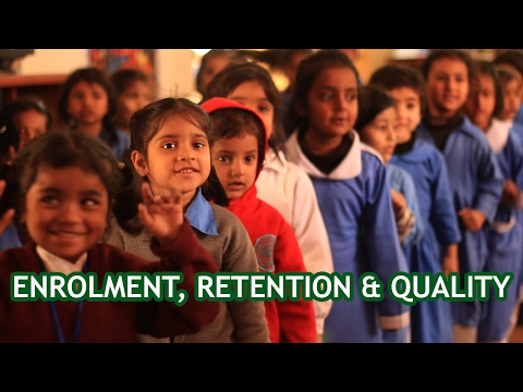#ParhoPunjab: Focusing on Enrolment, Retention and Quality