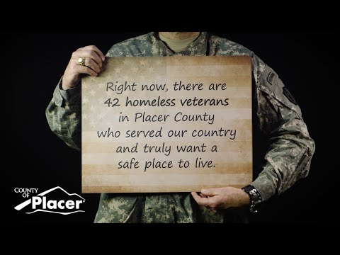Placer County Veterans Housing