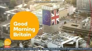 GMB EU Referendum: The Result 7am - Friday 24th June 2016