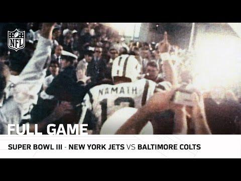 Super Bowl III: