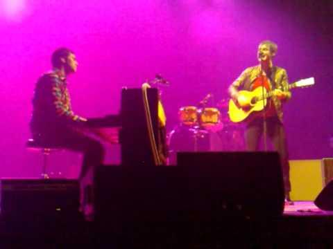 Snowed Under Acoustic Keane Concert 10 02 09 Brighton
