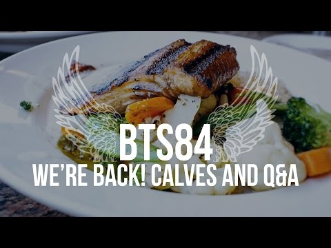 BTS84 Calf Workouts | Healthy Eating