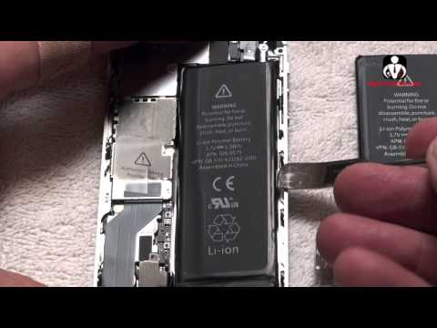How To Easily Remove, Install & Replace an Apple iPhone 4S Battery