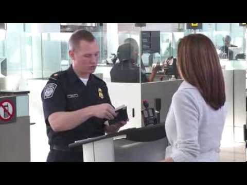 Automated Passport Clearance at Toronto Pearson