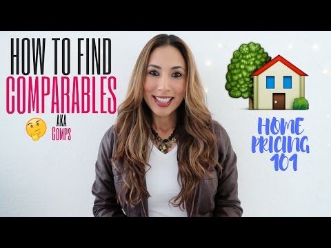 How to Find Comps in Real Estate