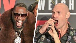 Deontay Wilder vs. Tyson Fury II • FULL GRAND ARRIVALS • Las Vegas MGM
