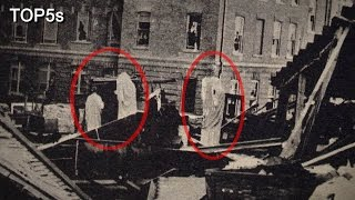 5 Extremely Strange & Creepy Paranormal Photographs