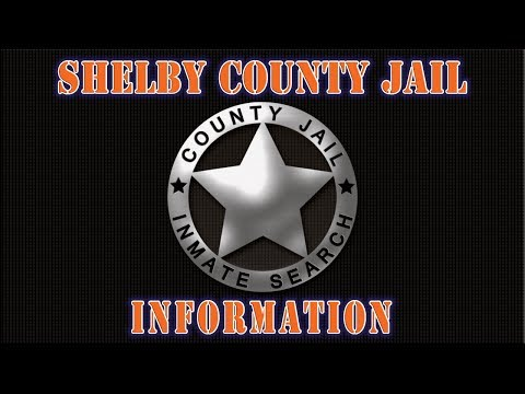 Shelby County Jail in Tennessee