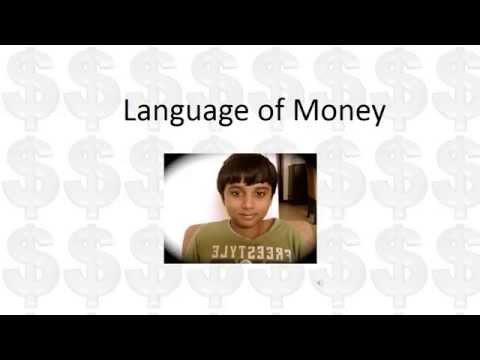 02 Language of Money Finance for Kids by Prajwal