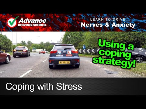 Coping With Nerves & Anxiety When Driving  |  Learning to drive: Intermediate skills