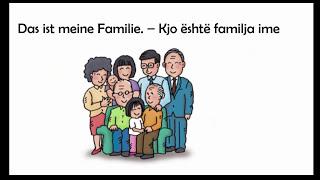 Familja-anetaret E Saj
