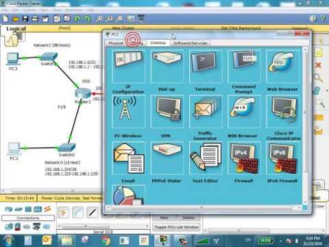Subnetting using VLSM IP Version 4