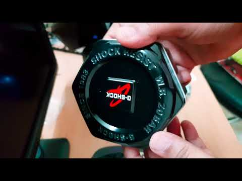 Unboxing Casio G-Shock GA-1100-2BDR (G639) Analog-Digital Watch for Men