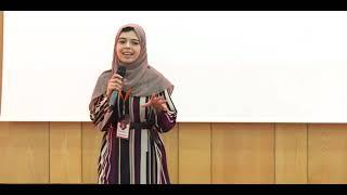 """ما الذي تعنيه عبارة """"وطن بلا رقابة"""" ؟   Wissal Idbella   TEDxENSAKhouribga"""