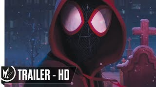 Spider-Man: Into The Spider-Verse Official Trailer #1 (2018) -- Regal Cinemas [HD]