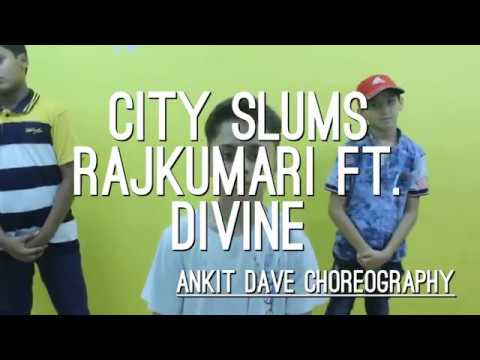 Xxx Mp4 City Slums Rajkumari Ft Divine Ankit Dave Dance Choreography 3gp Sex