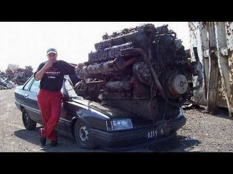 5 Most Unusual & Weirdest Cars Ever Made