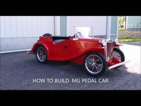 MG 1934 PEDAL CAR