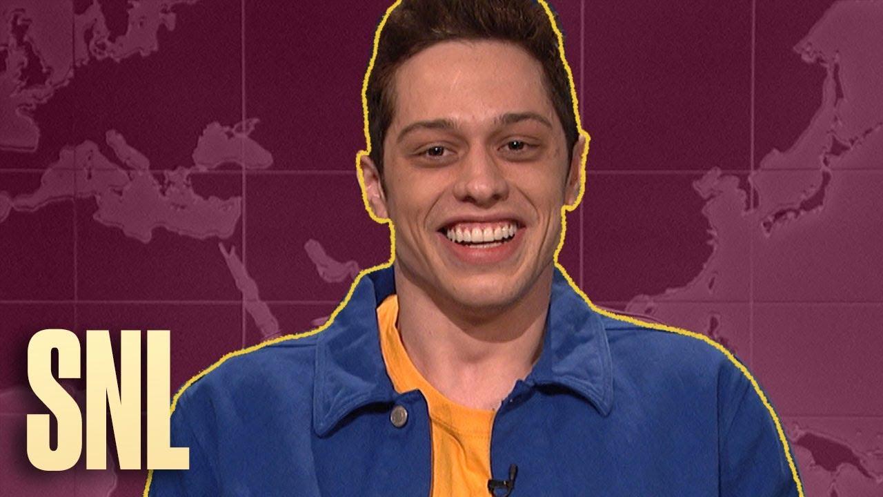 Weekend Update Rewind: Pete Davidson (Part 2 of 2) - SNL