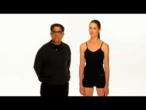 Authentic Yoga (iPhone App) with Deepak Chopra, featuring Tara Stiles