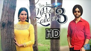 Nikka Zaildar 3 [ New Punjabi Movies 2019 ] Latest Punjabi Movies 2019 || I Series