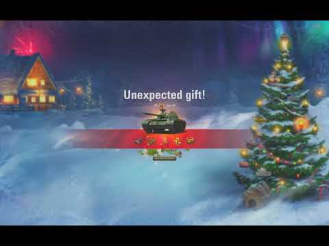 75 More World of Tanks Christmas Gift Box With Type 59!