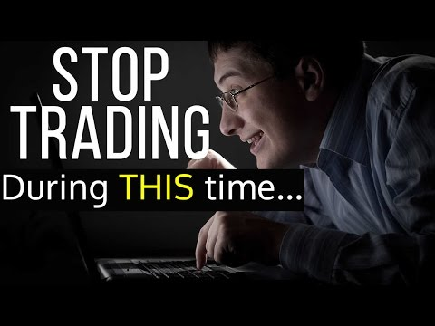 Stop Trading At This Time Of Day To Protect Your Account