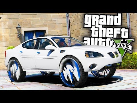 New Grand Prix Donk & House Shopping! - GTA 5 Real Hood Life 2 - Day 51