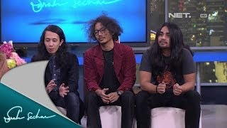 Band The Sigit Berbagi Pengalamannya Manggung Di Luar Negeri