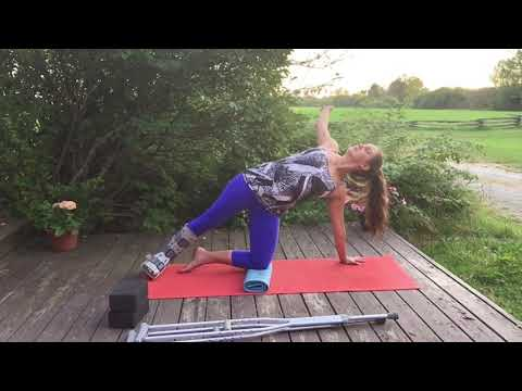 Introduction to Broken Leg Yoga