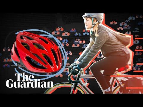 Should you wear a bike helmet?