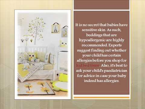 How To Choose The Best Cot Bedding for Your Baby